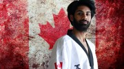 Siddhartha Bhat - Team Canada at Taekwondo Worlds 2015 in Russia